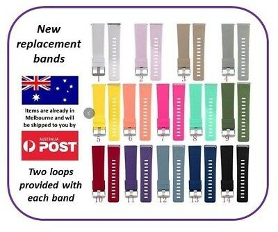 Replacement Band Wristband Watch Strap Bracelet For Fitbit Versa AU