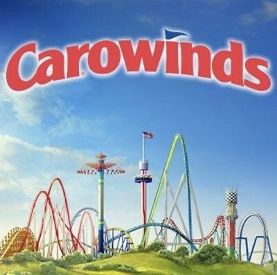 Carowinds Tickets Discount Tool Savings Promo + Meal + Parking 1 Or 2 Day
