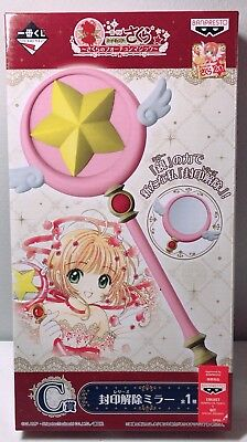 US Seller Card Captor Sakura Ichiban Kuji Prize C Star Wand Mirror Sticks