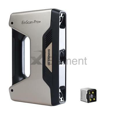 Einscan-Pro+ With Color Pack Texture Add-On Module - Handheld 3D Scanner