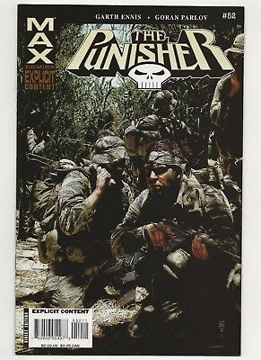 Punisher Max #52  NM  Marvel (2004 7th Series)    *Free Shipping*