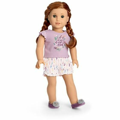 American Girl of the Year 2019 Blaire PJ'S - No Doll - Genuine (See Description)