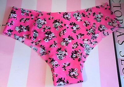 Victoria/'s Secret PINK Intimates Cheekster Underwear Panty Floral SMALL NWT