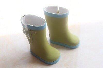 American Girl Knee-high Rainboots  boots shoes 18'' doll accessories