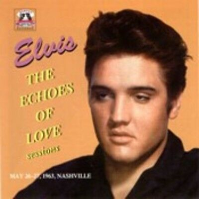 Elvis Presley - Echoes Of Love Sessions - CD - New Original Mint