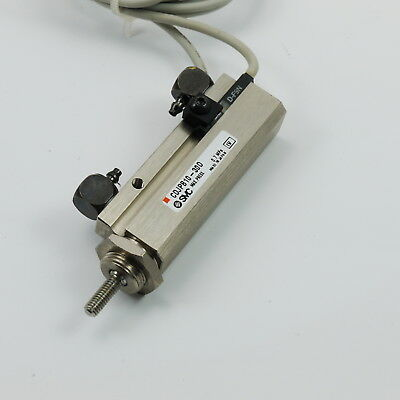 SMC CDJPB10-30D Double Action Pneumatic Pin Cylinder