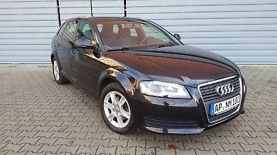 Audi A3 8P 1.4T 125km,start stop, LED,Service Audi-TOP