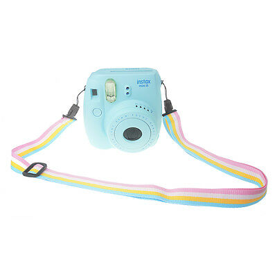 Cute Rainbow Neck Strap-Fuji Instax Mini 9/8/8+/7s/25/26/50/50s/90/210 Polaroid