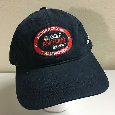 Senior National Golf Championship PGA West NBC 2015 AM Tour Hat 10b7fd0964e2