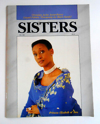 Sisters Magazine Spring 1988 issue Vol.1 No.2