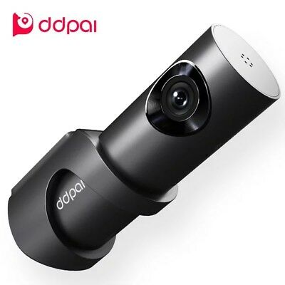 DDPai Mini3 1600P WiFi Dash Cam DVR Recorder Built-in 32GB eMMC Storage Snapshot