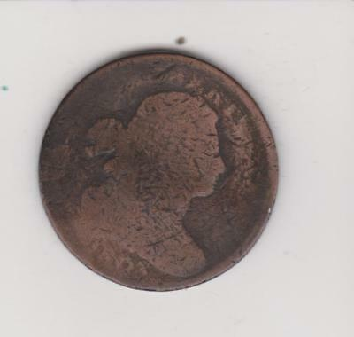 Scarce Early Date Date  1803 Draped Bust Large Usa Penny--   Free Shipping