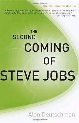 The Second Coming of Steve Jobs by Alan Deutschman FAST Delivery -PDF-