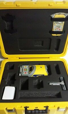 Spectra Precision Laser DG613 Red Beam Pipe Laser Kit w/ Case - Free Shipping!