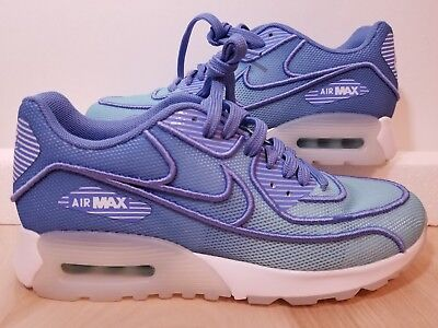 c065c0b02f1a Nike Air Max 90 Ultra 2.0 BR Breathe 917523-400 Women s US7 Polar Still
