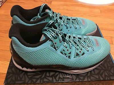 3ebccce6b08 Li-Ning Way of Wade 4 Liberty teal black size 10.5 USED Excellent condition