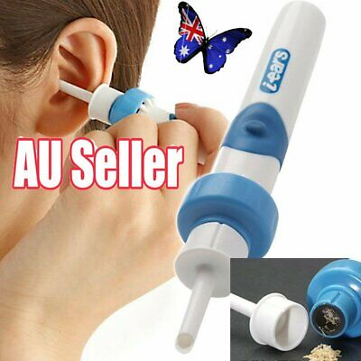 Electric Ear Wax Removal Vacuum Cleaning Cleaner Device Earpick Painless Tool JW