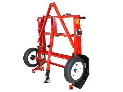 Foldable Trailer - Fold A Way Trailer - Folding Trailer -  6x4 Chassis Kit