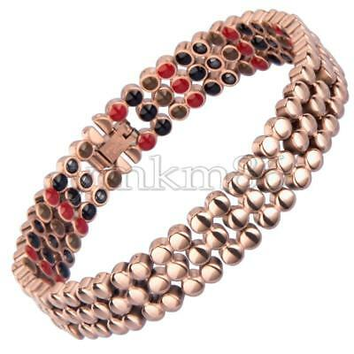 Mens Fashion Bangle Color Plated Stainless Steel Jewelry Bracelet Gifts for Men