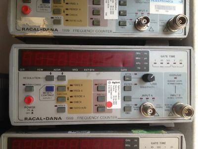 RACAL-DANA 1999 FREQUENCY COUNTER 2.6GHZ (by EMS or DHL 90days Warranty H629G DX