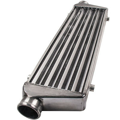 Turbo Car Front Mount Bar Plate Intercooler 27 x 7 x 2.5 pour BMW VW AUDI SEAT