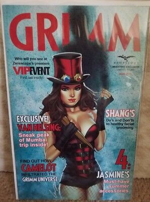 Grimm Fairy Tales AUGUST WEBSTORE EXCLUSIVE LTD 250 Jasmine