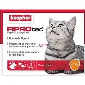Beaphar Fiprotec - preparation for ectoparasites cat / kitten