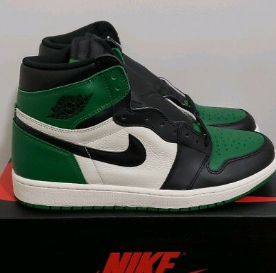 199e582b665 NIKE AIR JORDAN 1 Retro High OG Pine Green 2 3 4 5 6 7 8 9 10 11 12 ...