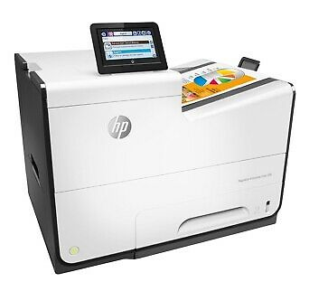 Pagewide Enterprise 556Dn Printer + Jetdirect 2900Nw Print Server (J8031A) - Hp