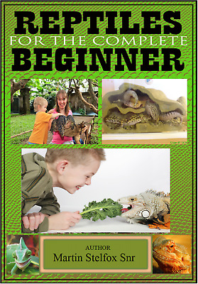 Reptiles for the complete beginner PDF BOOK.