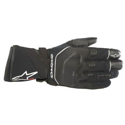 Alpinestars Andes Touring Outdry Waterproof Mens Motorcycle Gloves Black