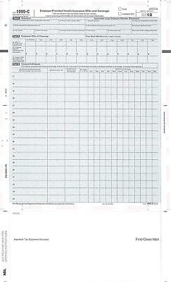 Pressure Seal Tax Forms (1095-C, 8-1/2 x 14)