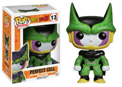 Funko POP! Dragonball Z #13 PERFECT CELL Vinyl Figure (damaged box)