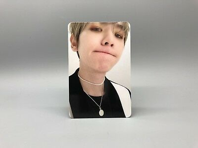 EXO Official Album LOVE SHOT Photocard - LOVE ver. - BAEKHYUN WITH TRACKING