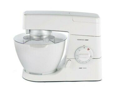Kenwood KM330 Chef Classic Stand Mixer with 4.6L Capacity 800w  in White - New
