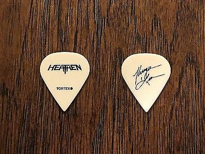 Heathen Guitar Pick Kragen Lum Brand New! Bay Area Thrash Metal Exodus Prototype