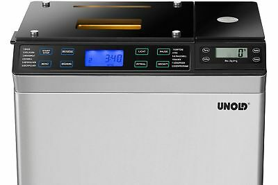 Unold Brotbackautomat Scala 68616 abnehmbare Waage absolut toller Automat !!!