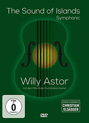 Astor,Willy-The Sound Of Islands-Symphonic - (German Import) Dvd Nuevo
