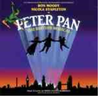 Various Artists-Peter Pan - The British Musical CD NUOVO