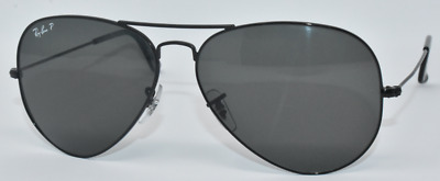 4d821d01f2 NEW RAY BAN Sunglasses Unisex Rb3025 002/58 Black/green Classic G-15 ...