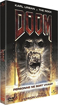 KARL URBAN ET THE ROCK-Doom DVD NUEVO