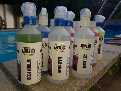 Car valeting products - 10 products listed