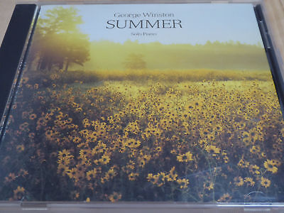 George Winston - Summer - NM (CD)