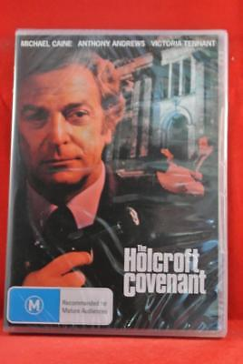 NEW - THE HOLCROFT COVENANT - MICHAEL CAINE - Region 4 - DVD