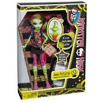 Monster High Venus Mcflytrap Doll First Release Doll Brand New In Box X3651
