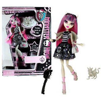 Monster High Rochelle Goyle Doll First Release Doll Brand New In Box X3650