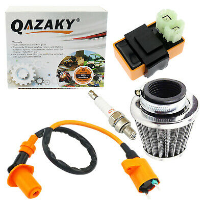 GY6 CDI Ignition Coil Air Filter Motorcycle Atv Quad Scooter Go Kart Moped Dirt