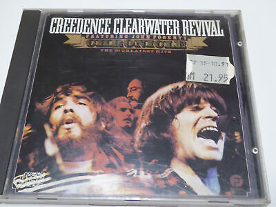 Creedence Clearwater Revival - Chronicle Vol. 2 - VG+ (CD)