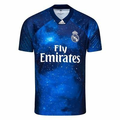 2018/19 | Adults | Real Madrid EA Sports Shirt | All Player Names & Customs