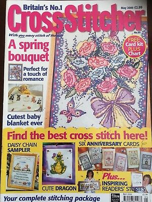 Cross Stitcher Magazine Issue 95